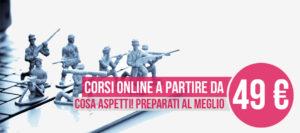 Corsi di Preparazione Online Concorsi Guardia di Finanza