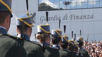 149 allievi marescialli Guardia di finanza