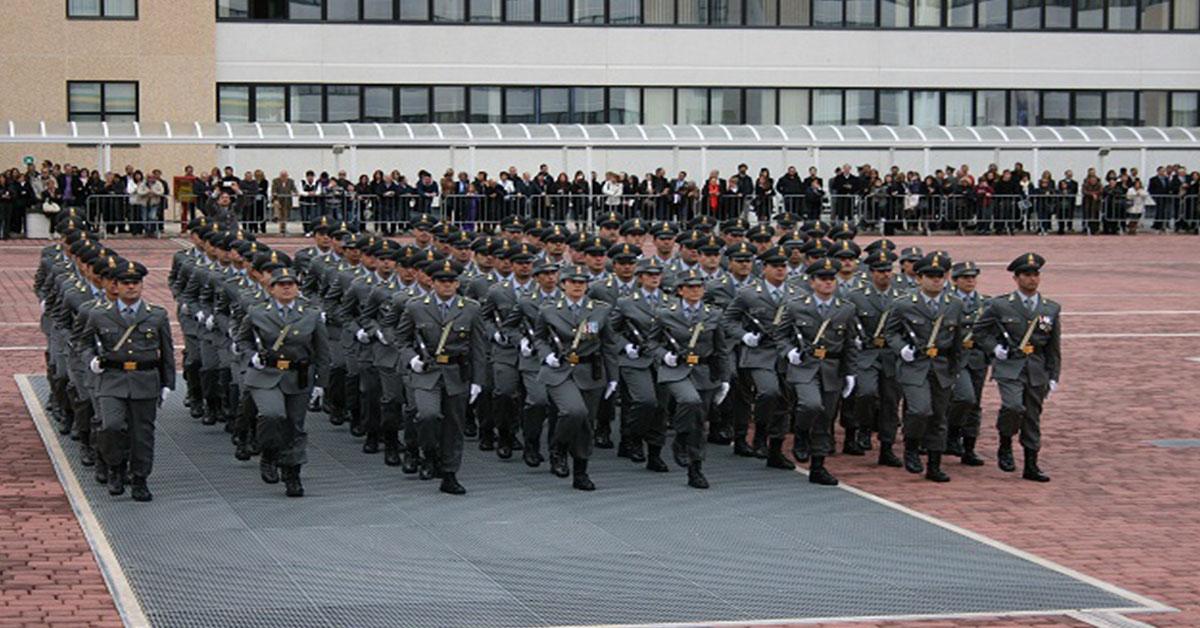 180 Vicebrigadieri Guardia di Finanza  - Approvazione delle graduatorie