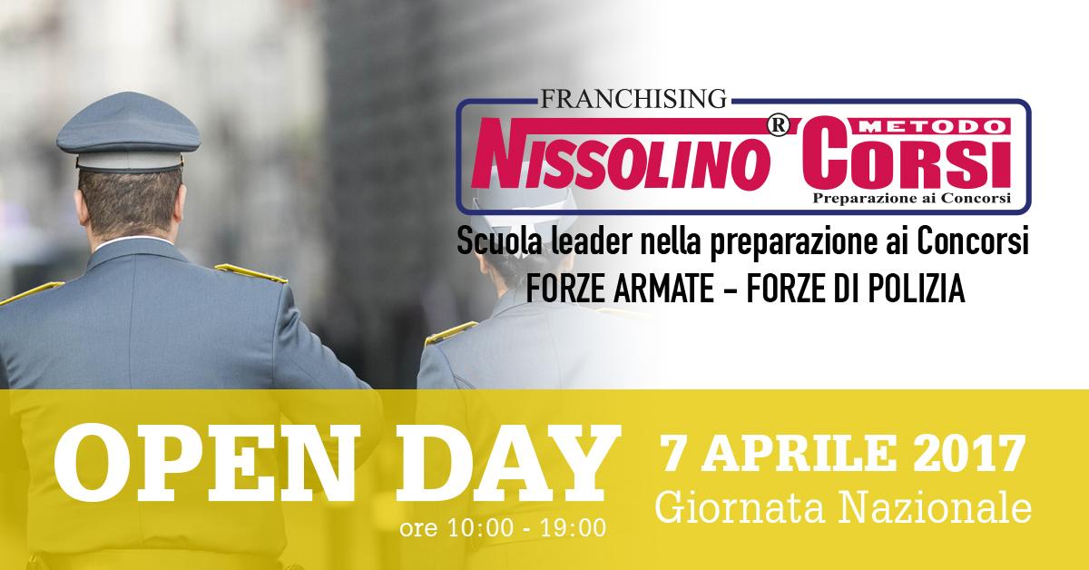 Open Day Nissolino Corsi