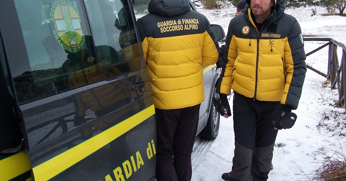 Concorso 33 Allievi Finanzieri Specializzazione Tecnico di Soccorso Alpino 2019 - Bando