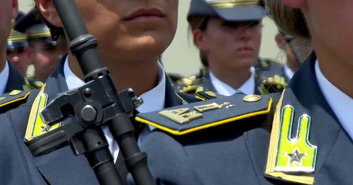 Concorso 631 Allievi Marescialli Guardia di Finanza 2018 - Bando