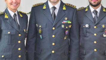 Stipendi Ufficiali Guardia di Finanza