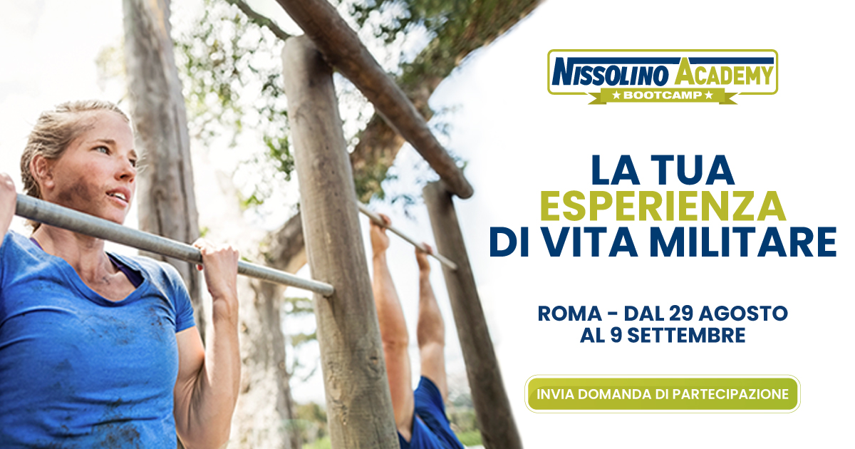 Nissolino Academy Bootcamp